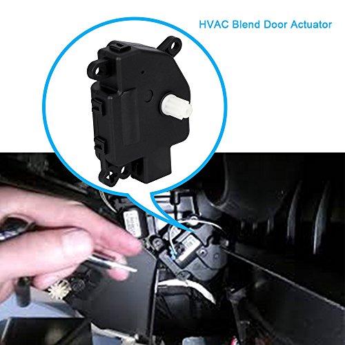 604029 HVAC Heater Air Blend Door Actuator For fit 2013-2014 Chrysler 200