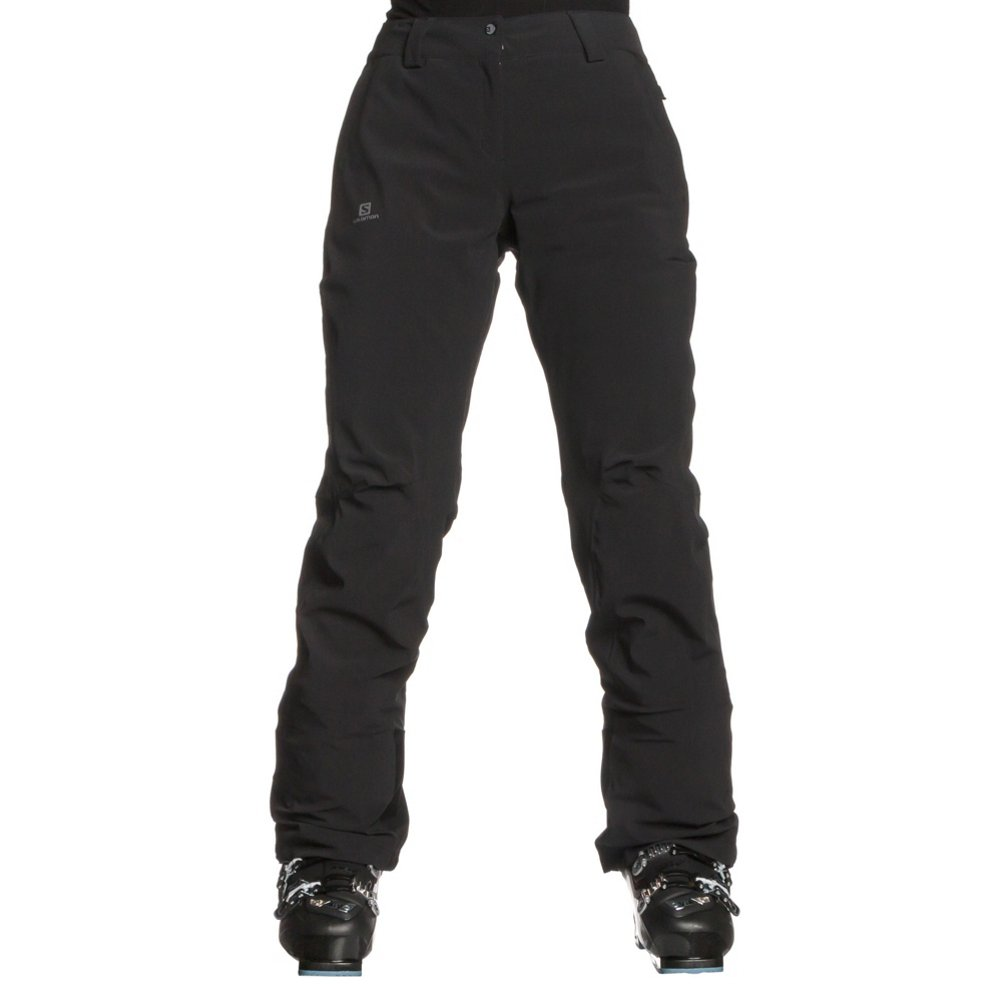 Noir XS Regular SALOMON pour Femme Icehommeia Pant W, pour Femme, Icehommeia Pant W