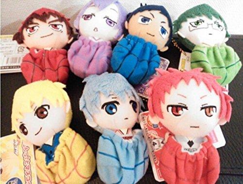Kuroko's Basketball Kurun'! The mascot all seven set Tetsuya Akashi