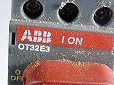 ABB OT32E3 Disconnect Switch 3-P, 40A/600V T16036