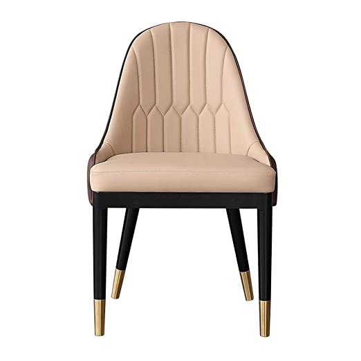 Chair Silla nórdica de Comedor Simple Post-Modern Hotel Cafe ...