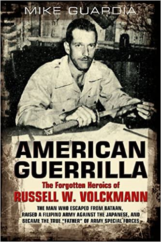 American Guerrilla – by Mike Guardia