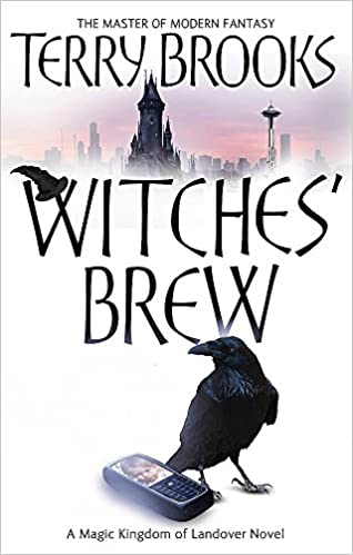 Witches' Brew: The Magic Kingdom of Landover, vol 5: Amazon