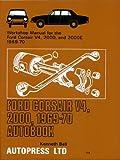 Ford Corsair V4 1969-70 Autobook