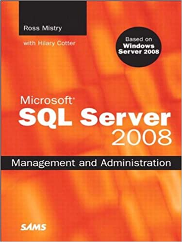 Beginning Microsoft Sql Server 2008 Administration Ebook