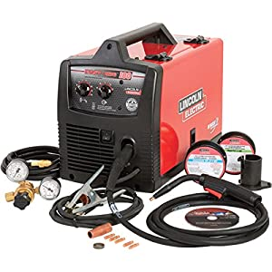 Lincoln Electric Easy MIG 180 Flux-Core/MIG Welder by KhaoAuto