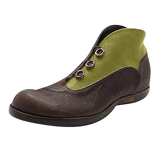 Stiefeletten Damen Sommer Sandalen Low Top Ankle Boots