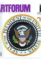 Artforum International : September 2004,…