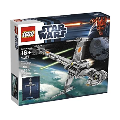 Lego Dailego Star Wars B-wing Fighter 10227 from LEGO