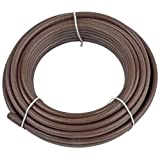 Bulk Hardware BH01474 75 Ohm Coaxial Cable for Digital or Analogue TV, Brown, 25 Metres (82.5 feet)