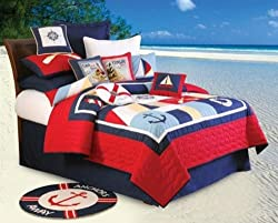 Sail Away Twin Quilt ONLY