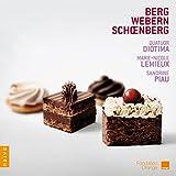 Berg; Webern; Schoenberg