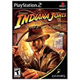 LUCAS ARTS ENTERTAINMENT 33735 INDIANA JONES AND THE STAFF OF KINGS PS2