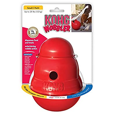 Kong Interactive Treat Dispensing Dog Toy Dishwasher Safe