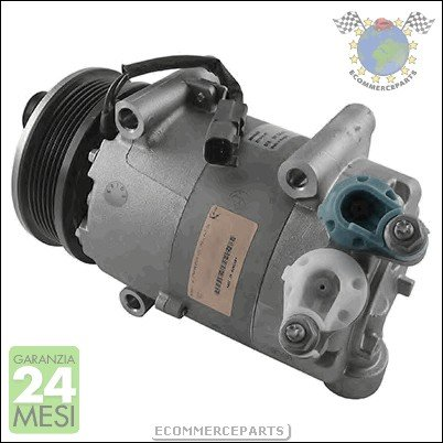 Cok Compresor Aire Acondicionado SIDAT Mitsubishi Galant IV Be: Amazon.es: Coche y moto