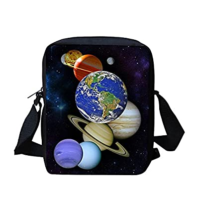 f871b474ac 70%OFF Universe Ball Custom Messenger Bag for School Boy Kids Satchel Bag  for Travel