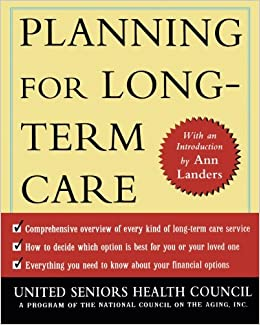 Book Planning for Long-Term Care