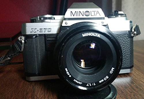 Konica Minolta Maxxum 7D 6MP Digital SLR with Anti-Shake Tec