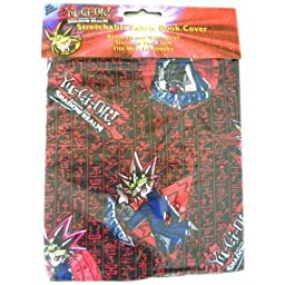 YUGIOH YU-Gi-Oh Book Cover : Stretchable Fabric Book cover