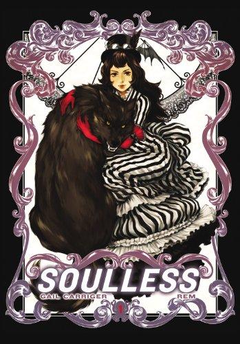 """""""Soulless - The Manga, Vol. 1"""" av Gail Carriger"""