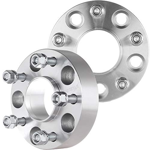 AUTOMUTO Hubcentric Wheel Spacers 5lug,2PCS 38mm(1.5