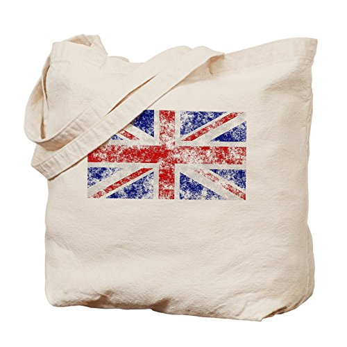 CafePress - Union Jack - Tote Bag by CafePress