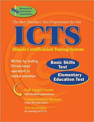 ICTS (REA) - The Best Test Prep for the IL Certification Testing ...