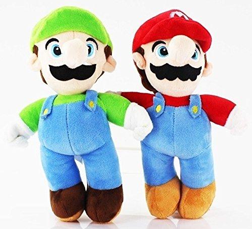 Super Mario Bros Plush Anime 9.8