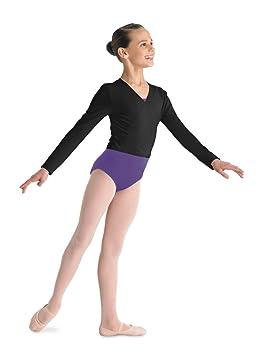 Bloch Cache-coeur de danse en coton pour enfant 32cb35e6b4f
