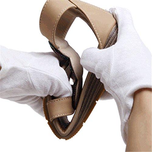 Fanessy Women's Fashion Sandals Black IpTioTWXM