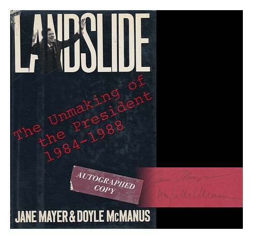 Landslide by Jane Mayer and Doyle McManus