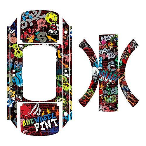 Graphics for OneWheel Pint, Graffiti Design, Rail