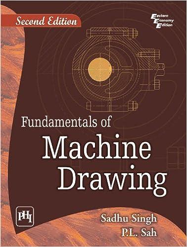 Machine Drawing Ebook
