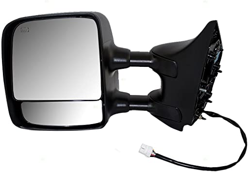 New Driver Side Mirror For Nissan Titan 2004-2005 NI1320202