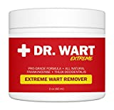 DR. WART - Extreme Wart Remover - Works on All Warts! - Plantar Warts, Common Warts, Flat Warts, Warts on Hands, Body and Feet - No More Warts with Dr. Wart!