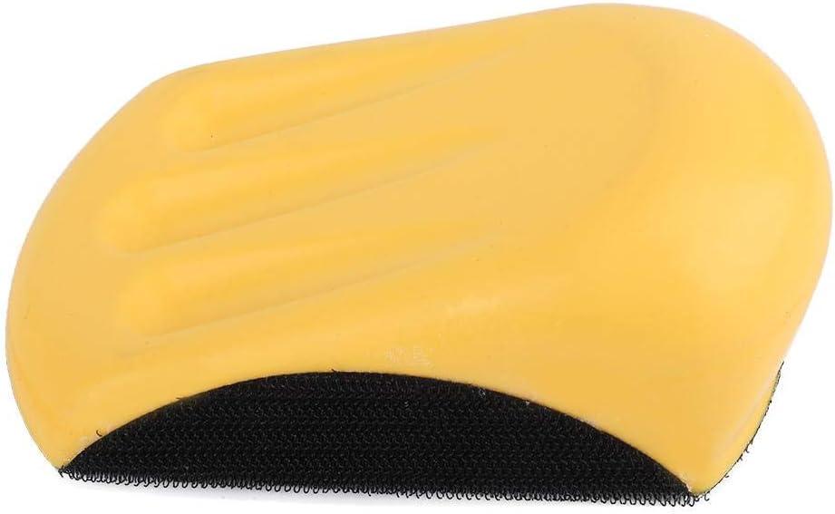 Manueller Schleifblock Klett-Handschleifblock Polierscheibe 5// 6 Optional 125mm