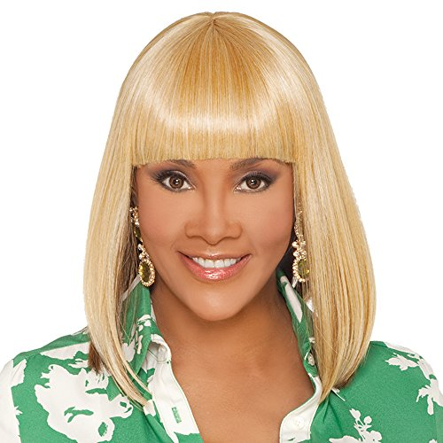 Vivica A. Fox WP-TAMARA-V New Futura Fiber, Weave Cap in Color GM234 ()