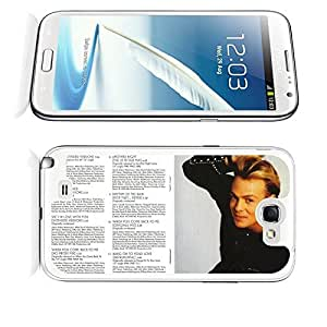 Chenxstore Galaxy Note 2 case JasenDonovon Copertina Cd JasenDonovon Between The Lines Booklet 6 11 c6AdB clean cover