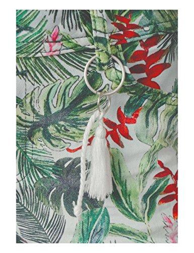 Slim Multicolor Para Vaqueros Street Wash One Denim washed Mujer Print 11403 qpE4R