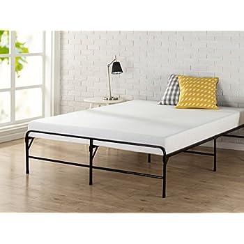 Amazon Com Zinus 14 Inch Bifold Platform Bed Frame