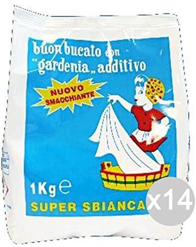 Gardenia - Juego de 14 Bolsas de detergente para Lavadora y Colada ...
