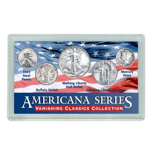 American Coin Treasures Americana Vanishing Classics Set