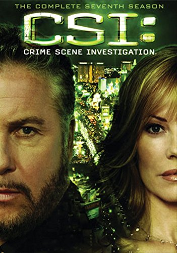 CSI-7TH SEASON COMPLETE (DVD/7 DISCS) from PARAMOUNT - UNI DIST CORP