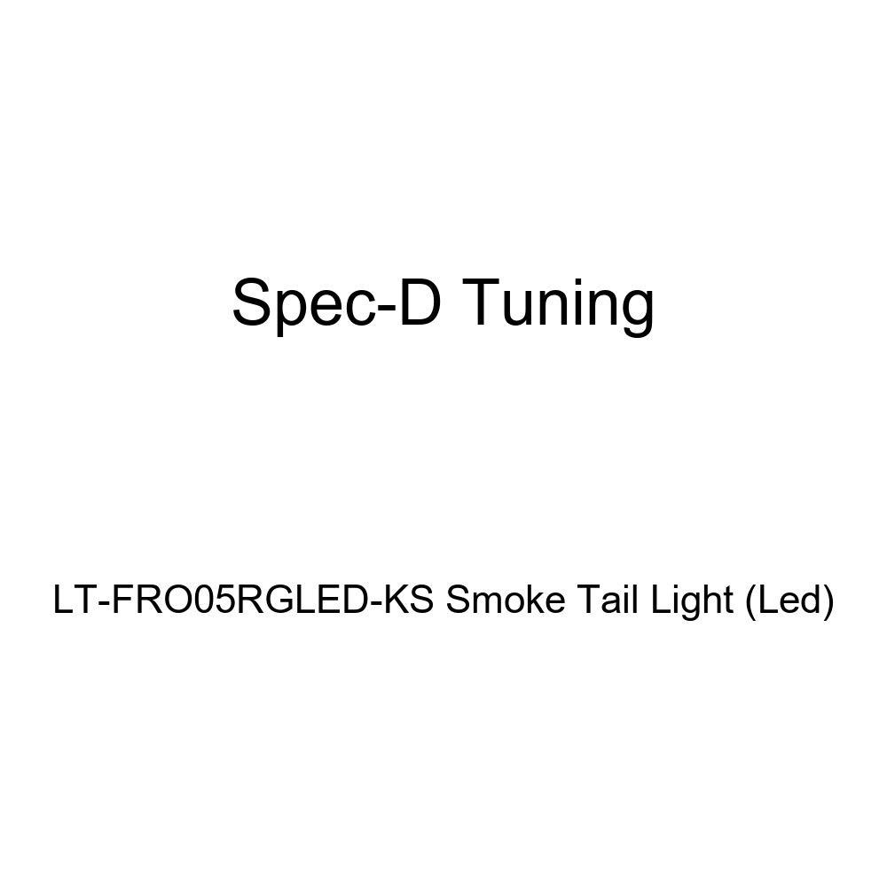 Spec-D Tuning LT-FRO05RGLED-KS Smoke Tail Light Led