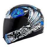 Scorpion EXO-R410 Novel Street Motorcycle Helmet (Black/Pink, X-Small)