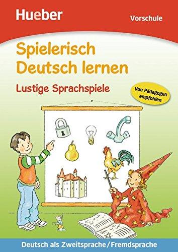 Download Spielerisch Deutsch lernen: Lustige Sprachspiele ebook