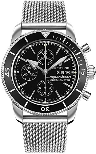 (Breitling Superocean Heritage II Chronograph 44mm Watch )