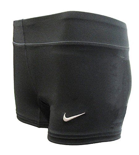 Nike Performance Game Womens Volleyball Shorts (XX-Large, Anthracite)