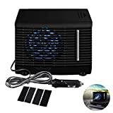 ACMEDE Car Air Conditioner DC12V Portable Car Cooler Cooling Fan Mini Evaporative Air Cooler
