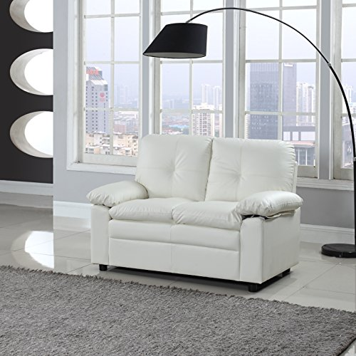 Leather sofas couches under 300 for Living room furniture under 300
